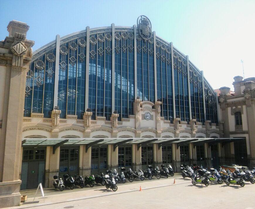 Главный вокзал Барселона Сантс (Barcelona Sants)