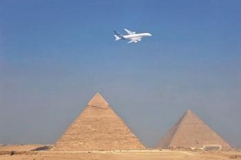 Авиасообщение между РФ и Египтом возобновится к апрелю