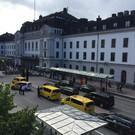 Центральный автовокзал Стокгольма