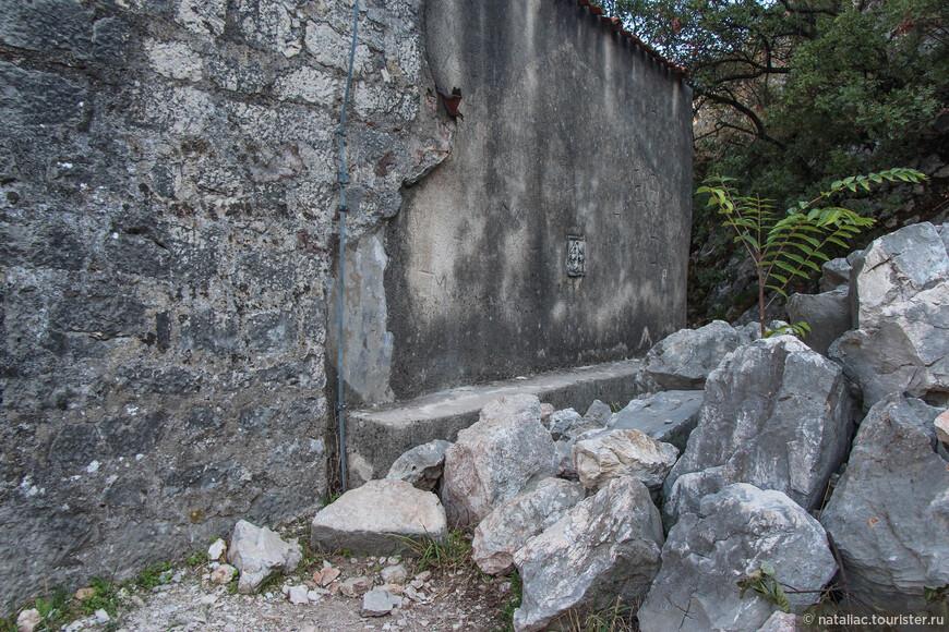 Каменные глыбы позади.
