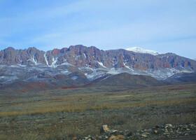 По горным дорогам Армении...