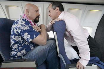 Штраф за дебош в самолёте может возрасти в 10 раз