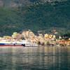 Порт континентальной Греции город Игуменитса