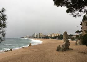 Коста Брава февраль 2018