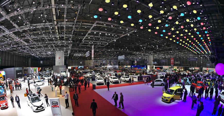 Женевский автосалон (Geneva International Motor Show)