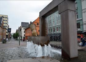 По центру Осло
