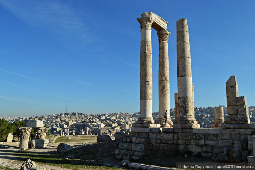 Большая часть территории крепости является руинами, до наших дней сохранились лишь некоторые фрагменты, оставшиеся от трёх государств — Римской и Византийской империй и Арабского халифата.