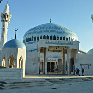 Столица без прикрас – Амман, Иордания