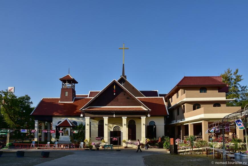 First Church in Chiang Rai