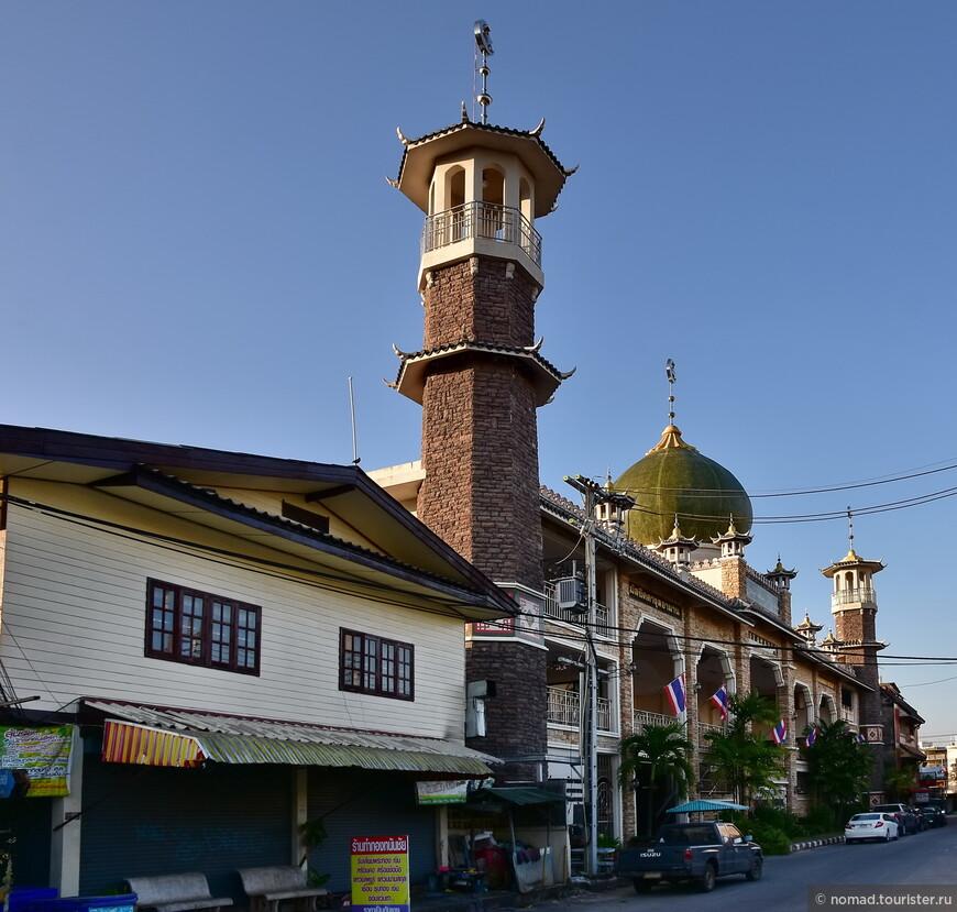 Мечеть Darunaman