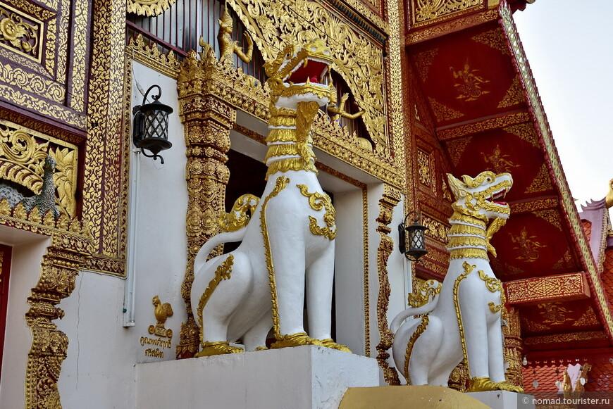 Храм Phra Singha