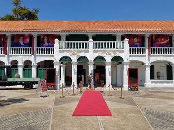 Музей мадам Тюссо в Сингапуре