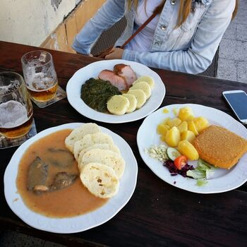 Как пить пиво в Чехии?