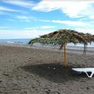 Пляж пансионата «Сосновая роща»