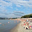 Пляж «Сады морей»