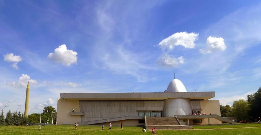 Музей истории космонавтики Циолковского