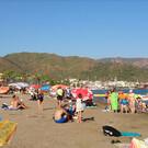 Городской пляж Мармариса