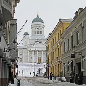 Хельсинки, 1 день (Финляндия  +  Швеция - 2)