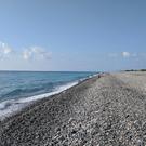 Пляж Гонио