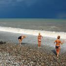 Пляж Батуми-Бич