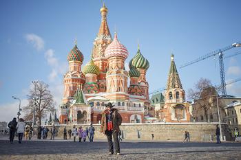 Ростуризм: турпоток из США в РФ увеличился на 25%