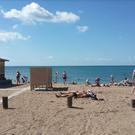 Пляж «Солярис»