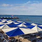 Первый городской пляж Феодосии «Детский»