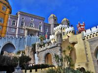 Замок Пена в Синтре