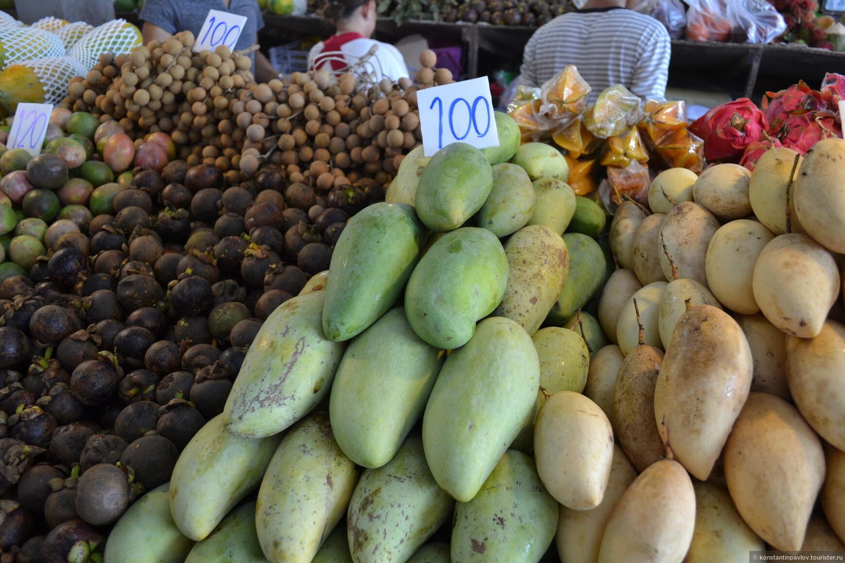 фрукты таиланда с фото и названиями носка один для