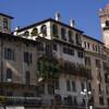 Площадь Эрбы в Вероне