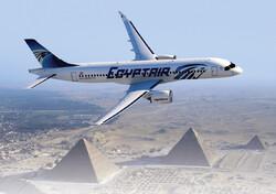 EgyptAir начнёт летать из Каира в Москву 12 апреля