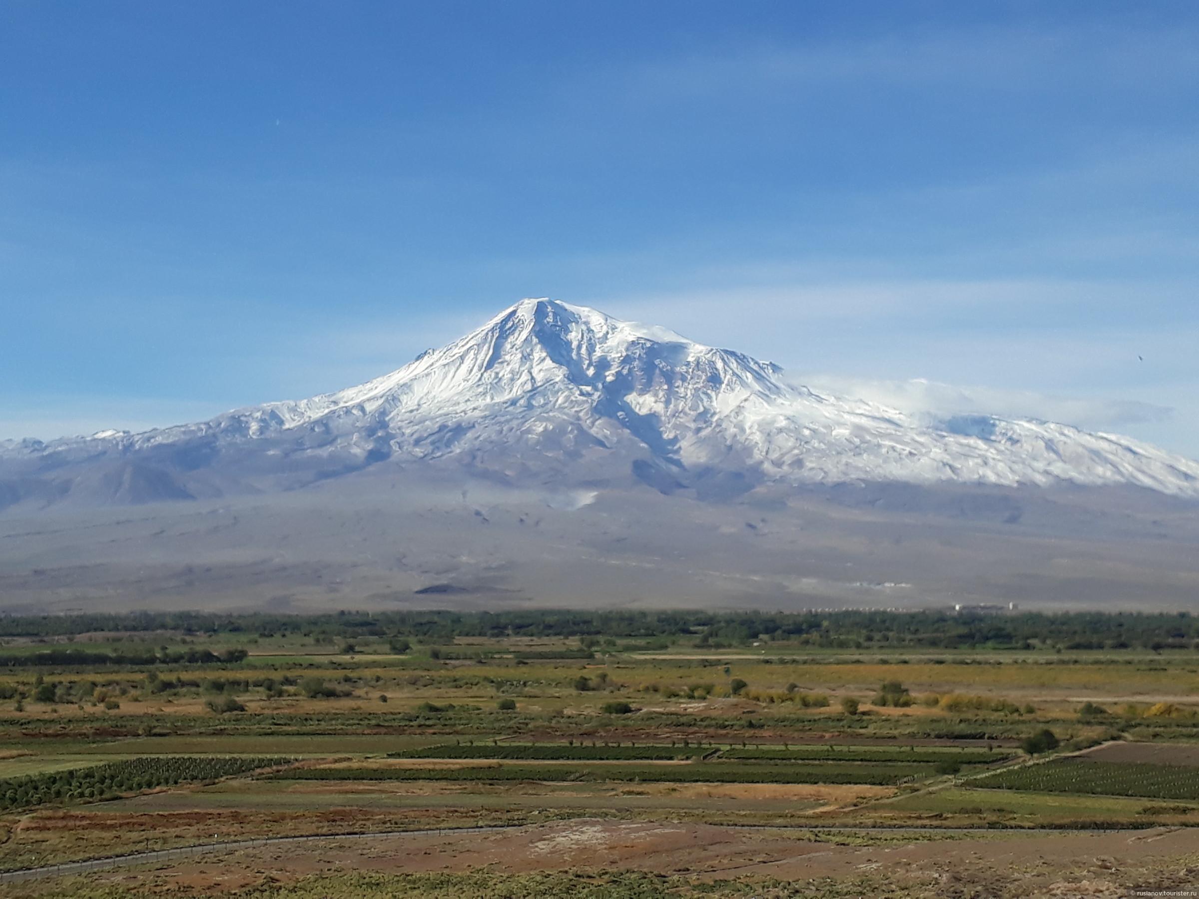 гора арарат фото высокого разрешения левым