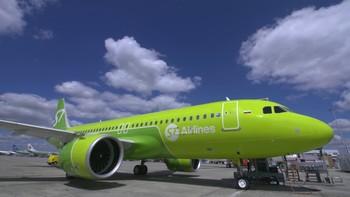 S7 Airlines начнёт летать в Анталию