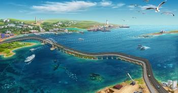 Минтранс РФ: движение по мосту в Крым могут открыть уже в мае