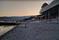 Пляж гостиницы «Ялта-Интурист»