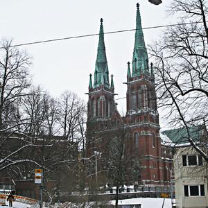 Хельсинки, 2 день (Финляндия + Швеция - 4)