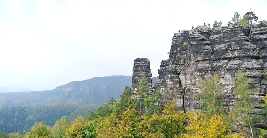 Национальный парк «Чешская Швейцария»