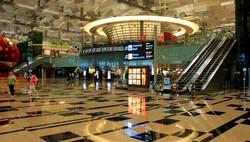 Аэропорт Сингапура вновь стал лучшим в мире