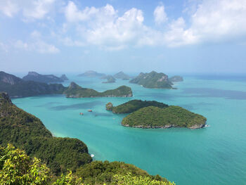 Морской национальный парк Анг Тхонг
