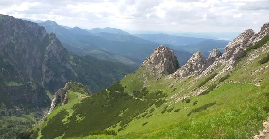 Татранский национальный парк Польши