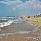 Пляж Схевенинген