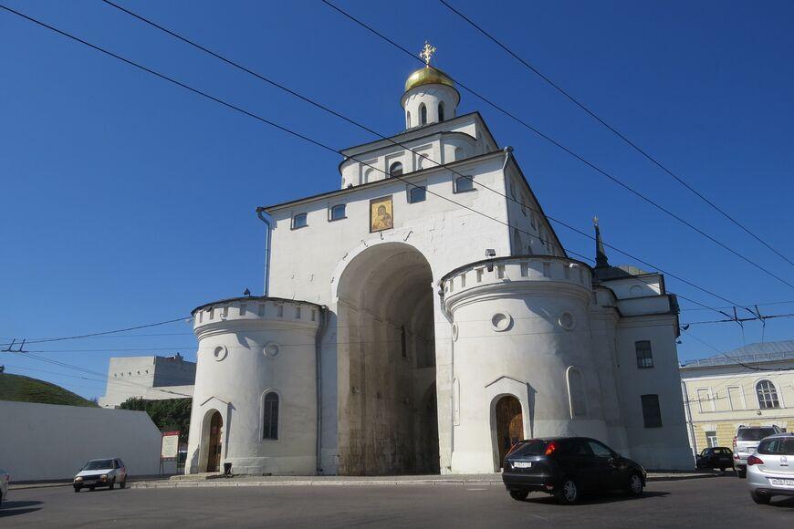 Золотые ворота (Владимир) - это... Что такое Золотые ворота (Владимир)?