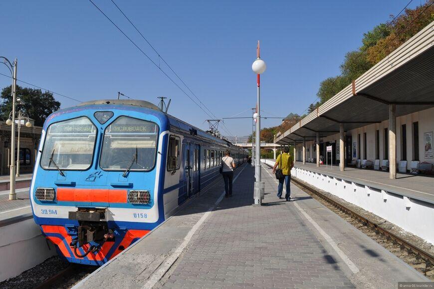 Ж/д вокзал, Кисловодск – расписание поездов 2020 ...