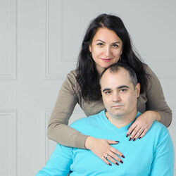 Александр и Дана