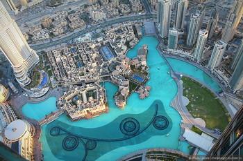 В ОАЭ в 2017 году побывали около миллиона туристов из РФ
