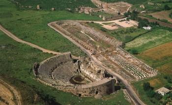 В Анталии восстановят античный город Перге