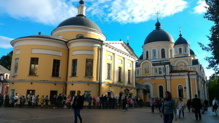 Покровский монастырь в Москве Матрона московская женский ставропигиальный Адрес фото история и описание