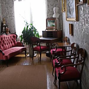 Дом Рунеберга в Порвоо (Финляндия+Швеция - 6)