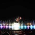 Поющие фонтаны в Шардже
