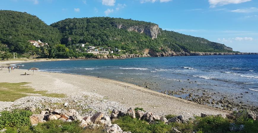 Пляж Сибоней